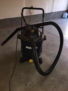 MOVING- Mastercraft Wet & Dry Vacuum- Must Go Make me an offer