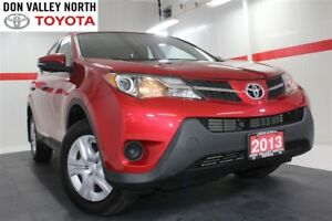 2013 Toyota RAV4 LE Btooth Pwr Wndws Mirrs Locks A/C