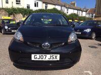 Toyota Aygo 1.0 VVT-i Black 5dr£2,595 one owner
