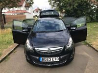 Vauxhall Corsa 1.3 CDTi ecoFLEX 16v Limited Edition 5dr (a/c) 6 MONTH FREE WARRANTY, £30 TAX