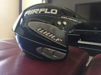 Wulfsport Airflo Trials Helmet - used once. size 53