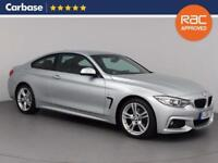 2015 BMW 4 SERIES 420d [190] M Sport 2dr [Professional Media]