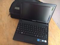 samsung n102sp mini laptop perfect condition