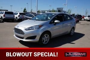 2015 Ford Fiesta SE AUTOMATIC Accident Free,  Heated Seats,  Blu
