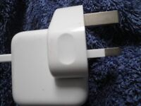 A 1357 Apple 10w ac charger with cable