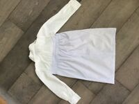 Gorgeous girls age5-6 years cotton shirt dress