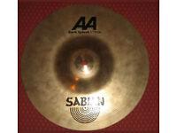 """Sabian 12"""" AA Rock splash"""