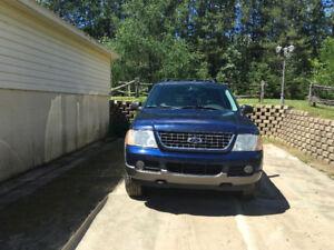 2004 Ford Explorer VUS