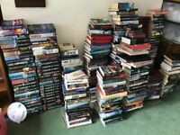 BOOKS - JOBLOT OF OVER 300