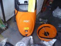 RAC pressure washer HP 132