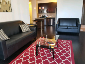 1, 2 & 3 BEDROOM FURNISHED APARTMENTS NEAR SQ-1 MALL MISSISSAUGA