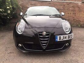 Alfa Romeo MiTo 2014. 1.6 JTDM-2 DISTINCTIVE 3d 45k mileage