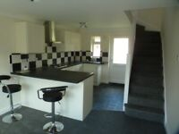 Modern One Bedroomed Town House to Let (Swanwick near Alfreton)