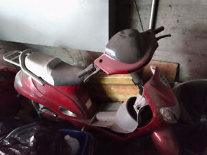 Old Scooter for parts