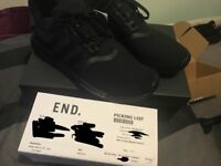 Adidas NMD R1 Triple Black Japan pack size 9
