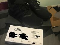 Adidas NMD R1 Triple Black Japan pack size 9