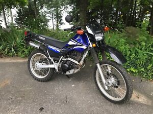 2006 Yamaha 225 on road off road
