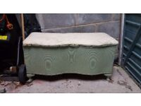 Blanket box, ideal project