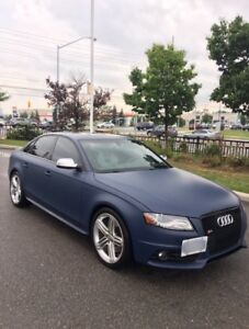 *PRICE DROP*2011 Audi S4**Fully Loaded**Local Car