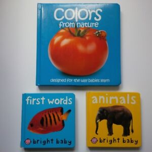 Baby Board Books - great for early learning