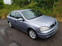 Vauxhall Astra 1.4 16v **5 Door**MOT JUNE 2018**Part-Service History*Clean & tidy*Cheap to run