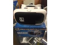 Virtual reality headset! brand new for use with smart phones