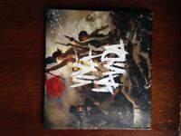 COLDPLAY 'VIVA LAVIDA' CD in digibook