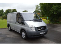 Ford Transit – Stunning van with sports detailing, very low miles Full MOT