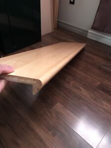 Maple stair treads for sale