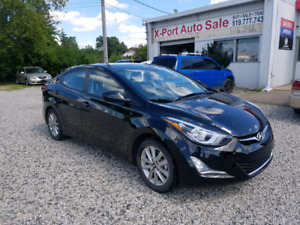 2015 Hyundai elantra certified great on gas