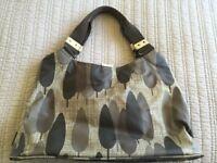 Grey Orla Kiely Handbag