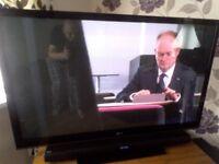 LG TV 50PV350T plasma 50 inch television
