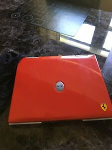 Acer Ferrari edition laptop