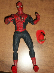Foot Tall Spider-Man Action Figure