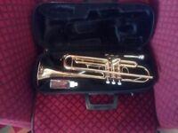 Trumpet for sale excellent condition.