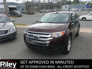 2012 Ford Edge SE STARTING AT $130.37 BI-WEEKLY