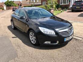 Vauxhall insignia sri CDTI-2010 reg