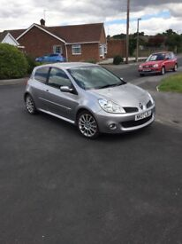 Renault Clio Sport 197 Renault Clio Sport 197 49000 miles, '07 plate, Very good condition