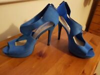 Light Blue Ladies Heels