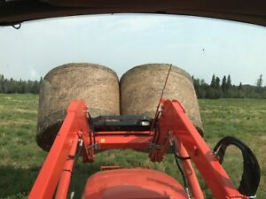 4'by5' hay bales
