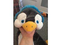 6-9 months penguin dress up