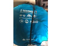 Decathlon Quechua 2 seconds 3 person 'fresh'