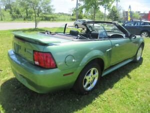 2002 Ford Mustang CONVERTIBLE