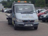 breakdown car van recovery plymouth
