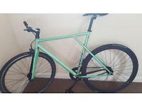 Fixie bike Poland&bikes