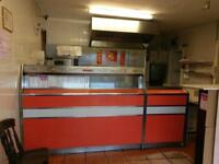 *new lower price* Frank ford fish and chip frying range fryer commercial equipment