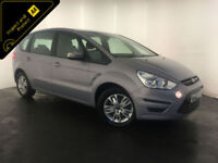 2012 62 FORD S-MAX ZETEC TDCI DIESEL 1 OWNER SERVICE HISTORY FINANCE PX WELCOME