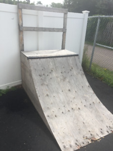 Skate/Scooter/Bike Ramp