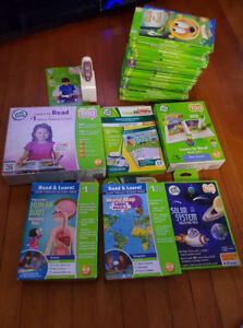 LeapFrog TagPen Brand new unopened with over 35 books