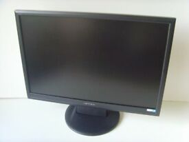 "HANNS 22"" Widescreen PC Computer Monitor with Build-in Speakers"